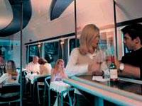 City Night Line Coche Restaurant