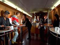Trenes Paris Alemania Comedor