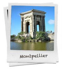 Tren Montpellier