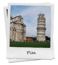 Billetes Pisa