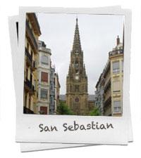 Tren San Sebastian