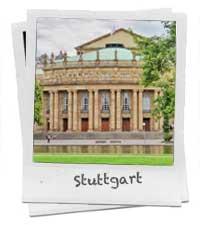 Tren Stuttgart