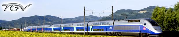 Trenes París-Alemania