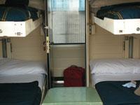 Trenhotel Camarote Turista