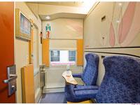 Trenhotel Cabinas Clase Preferente
