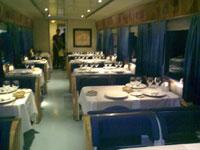 Trenhotel Comedor