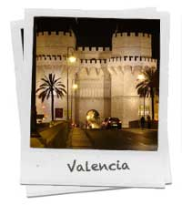 Pasajes Valencia